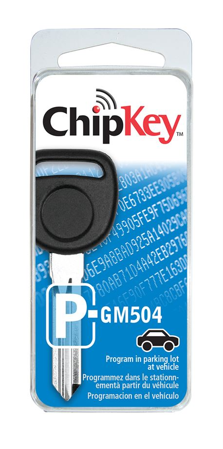 P-GM504 [P-GM504 GM CHIPKEY] - $13 76 : Key Craze, Wholesale Key
